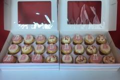 Rose-Gold-cupcakes